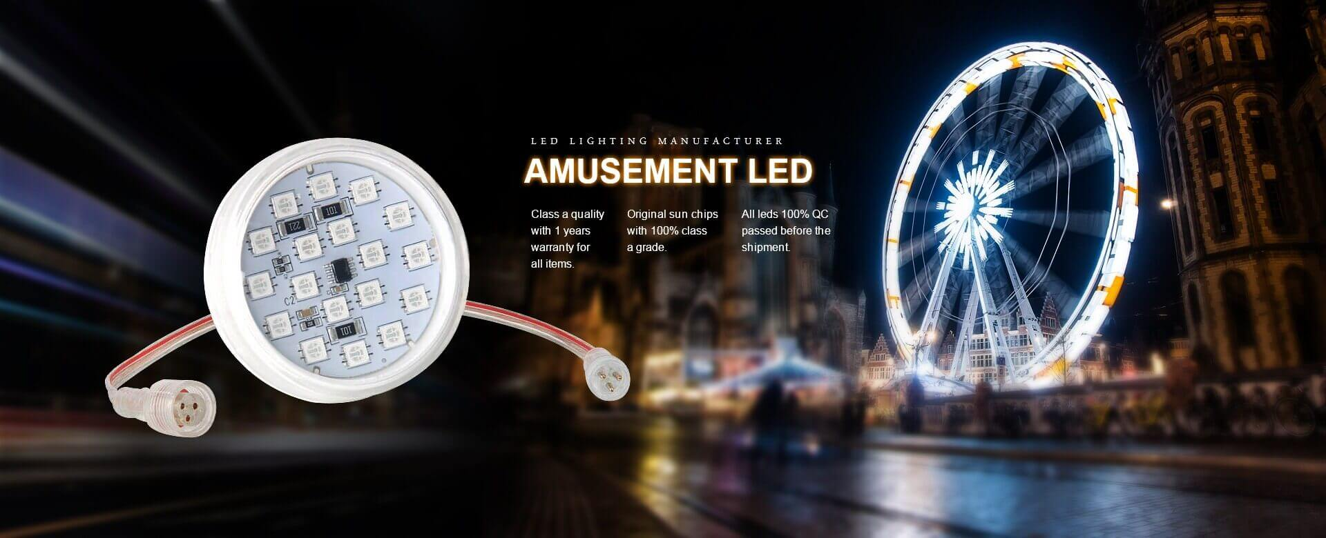 led-amusement-lighting