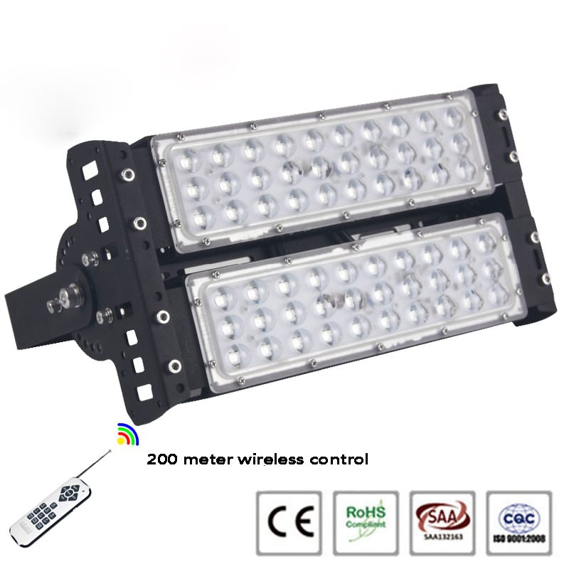 100 watt RGB led flood light
