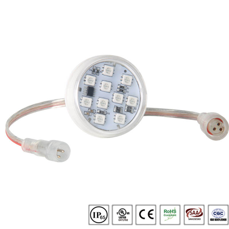 45MM RGB LED Pixel Light