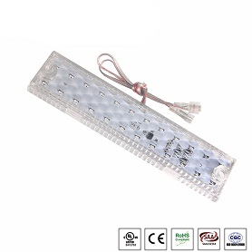 DC 24V  Programmable RGB amusement led model light