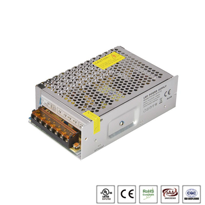 DC 12/24V 16.67A 200W led switching power supply