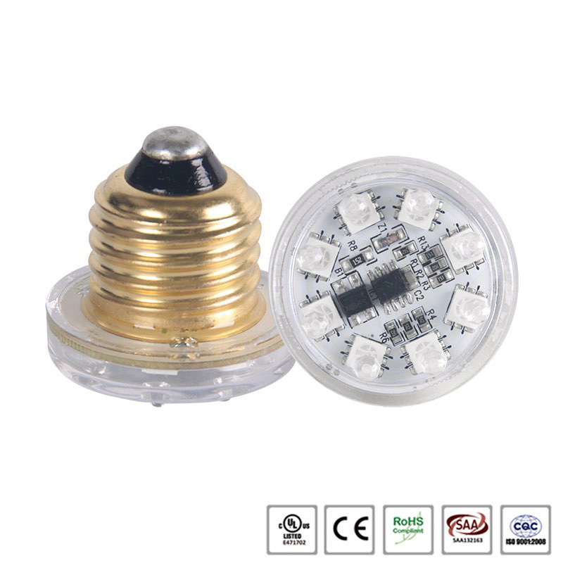 High quality e27 3528 smd cabochon led amusement lights