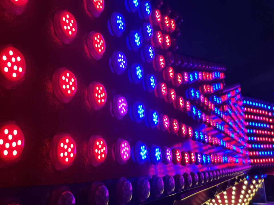 E14 amusement led light ip65
