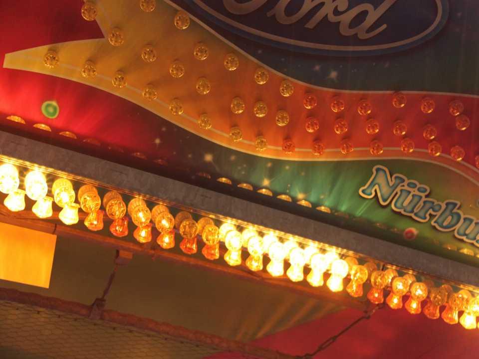 Auto RGB amusement light park light