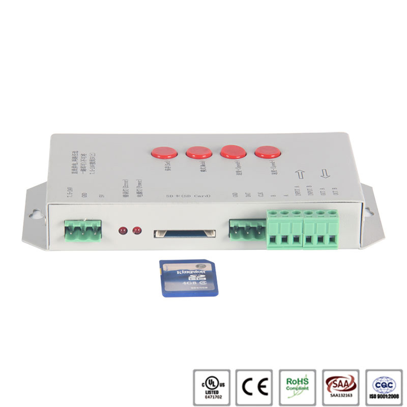 LED amusement light T-1000s programmable controller