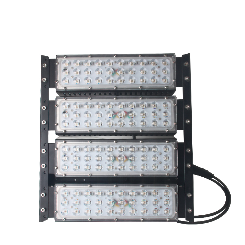 colored led flood lights