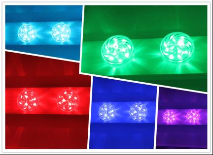 RGB Pre Programmed funfair light
