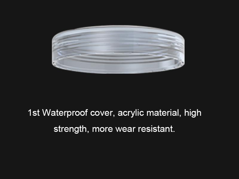 LED RGB Amusement Lighting waterproof