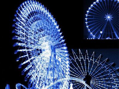 LED-RGB-Amusement-Lighting
