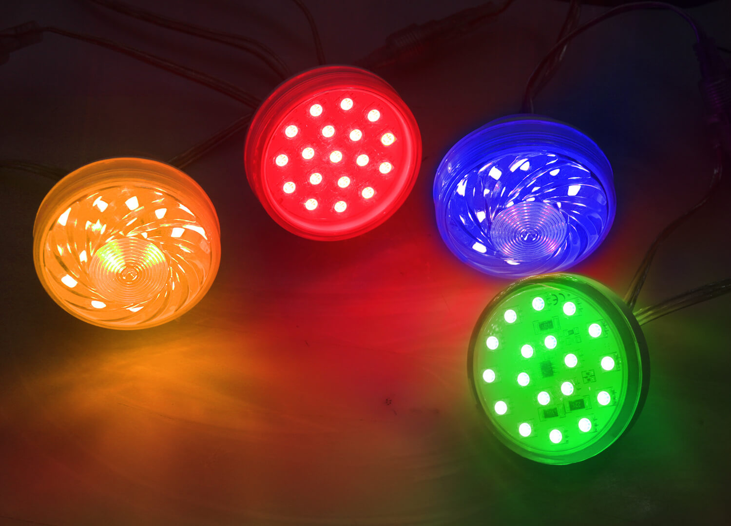 Three advantages of Programmable led amusement light
