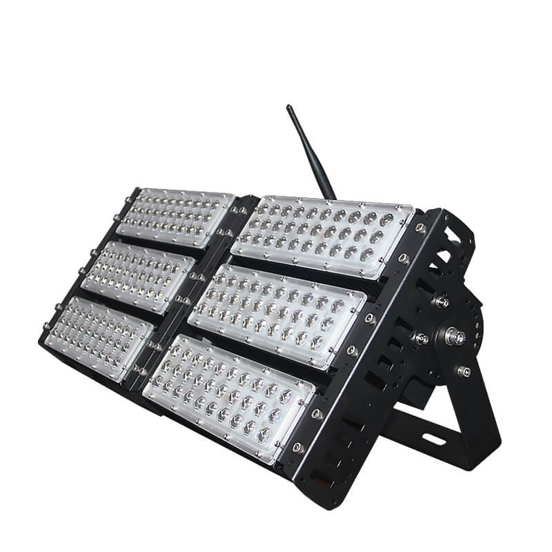rgb outdoor flood light