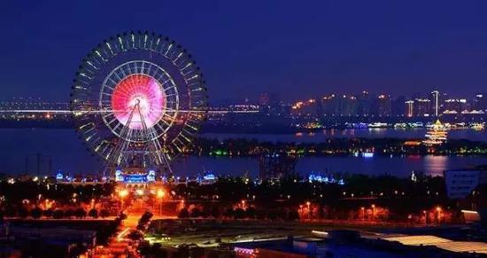 amusement ride lighting led