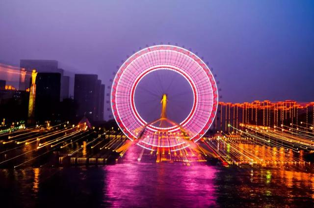 The top ten Ferris wheel in the world(1)
