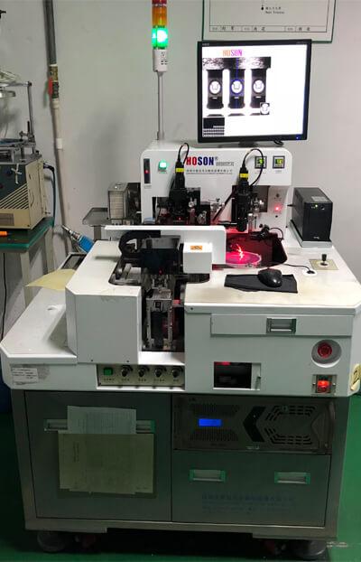 led light Solid crystal machine