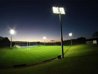 What are the application scenarios of rgb led flood lights?