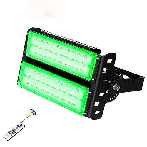 rgb led flood lights outdoor
